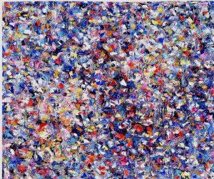 """""""Shellflower"""" Lee Krasner 1947"""