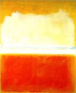No. 8 Mark Rothko, 1952 American